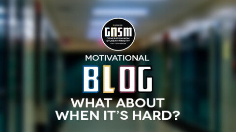 GNSM Blog - What About When it